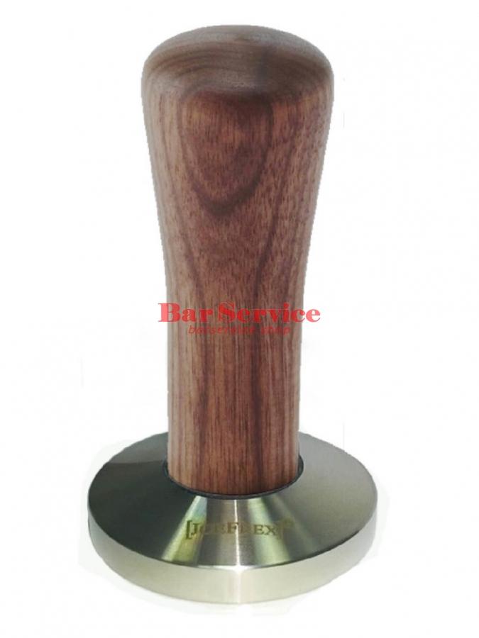 Темпер JoeFrex D58 Classic Short, орех, плоский сталь в Перми